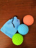 90 мм расслабление мышц таза упражнения спортивные Фитнес мячик 2типа Y0281