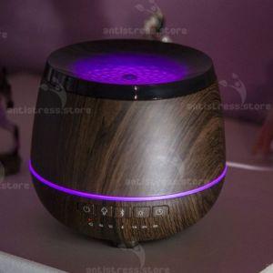 Аромадиффузор с Bluetooth, аудио, музыкой Inbreathe Muse (Инбриз Мьюс)