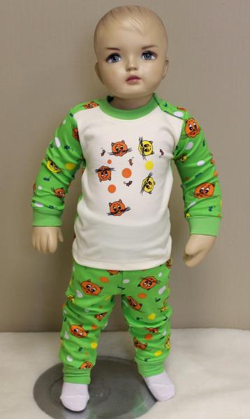 КИ-1102 пижама для мальчика.