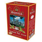 Индийский чай черный листовой АССАМ RAYFIELD Крепкий 250 гр. 4607160670683