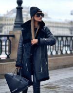 кожаные куртки/косухи, дубленки, шубы, пальто, парки