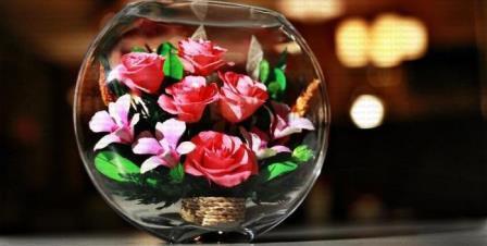 Живые цветы в вакууме купить оптом искусственные цветы гипсофил купить киев