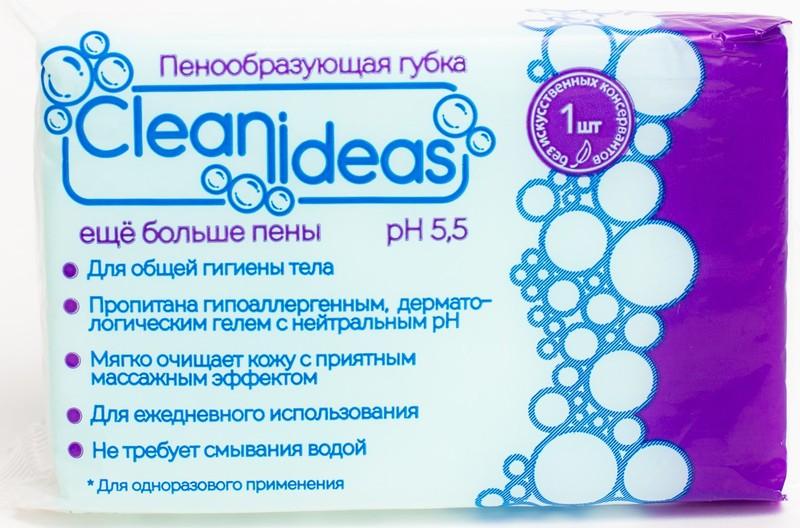 Пенообразующая губка Clean Ideas MB-61