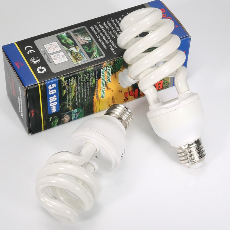 Ультрафиолетовая лампа для черепах BoShi 13 Вт