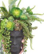 искусственные растения, деревья и цветы из силикона и латекса