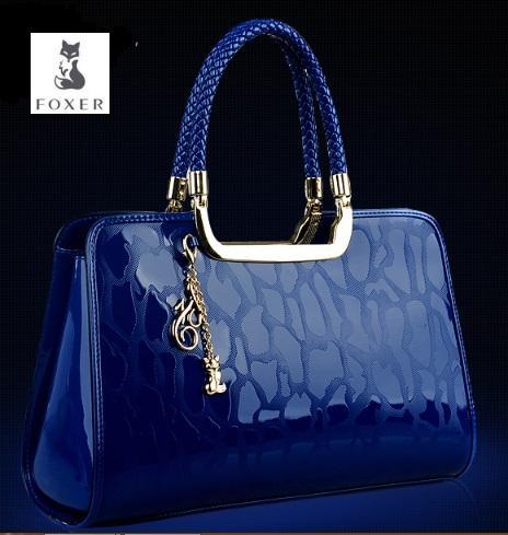 Шикарная кожаная сумка Ким Фокс