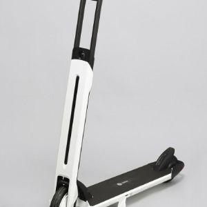 Ninebot KickScooter Air T15  • Максимальная нагрузка 100 кг • Максимальная скорость 20 км\ч • Запас хода 14,5 км • Ёмкость аккумулятора 4000 мАч • Мощность двигателя 250 Вт • Легкий и компактный – вес всего 10.5 кг • Круиз-контроль Белый