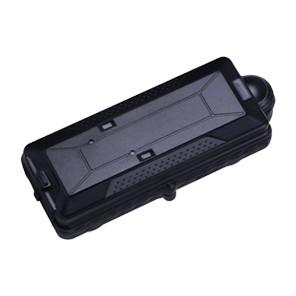 Автономный, водонепроницаемый GPS трекер Kingneed TK-10 с магнитом и встроенной сигнализацией, аккумулятор 10000mAh. Повышенная емкость аккумулятора обеспечивает Kingneed TK10 максимально длительный срок службы. Автономная закладка с мощным магнитом KingNeed является мульти-форматным устройством безопасности и мониторинга. Использует уникальное сочетание GPS, GSM и SD карты памяти. Регистратор данных  Данные могут отправляться по GSM, а могут сохраняться на карте памяти и разделяться по времени и маршрутам. Файлы могут быть загружены на веб-сервер KingNeed, используемого в качестве GPX файл, в стандартном формате данных GPS, которые могут быть воспроизведены с помощью Google Earth или стороннего программного обеспечения. Датчик крепления  Прибор будет автоматически активирован, как только присоединится к металлической поверхности. Также владелец получит немедленное уведомление по SMS когда устройство открепится от металлической поверхности. IPX7 водостойкость  Водонепроницаемый корпус выдерживает 30 минут под водой на глубине до 1 метра.  Краткие характеристики: •GPS + GSM •Радар «Find Me», позволяющий точно отслеживать закладку в закрытых местах •Wi-Fi в помещениях определяет местонахождение с точностью позиции 10-50 метров •Поддержка карты памяти для накопления данных до 32 Гбайт •Не требует установки, просто прикрепите к любой металлической поверхности •AGPS + GSM •Встроенный датчик падения и движения •IPX7 водонепроницаемый корпус с мощными магнитами •Поддержка приложений IOS и Android App •Поддержка карт Google и совместимость с GoogleEarth •Размеры: 153 мм x58 мм х 34 мм •Вес: 369 г •Диапазон 850/900/1800/1900 МГц •GPS-модуль: U-BLOX G7020-ST, 50 каналов •GPS-GSM Внутренняя антенна •Мощный Литий-полимерный аккумулятор •Встроенный датчик вибрации и движения •Точность позиционирования: <5 м •A-GPS: Offline услуги AssistNow