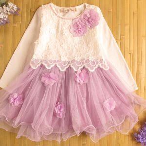 Платье с пышной юбочкой.