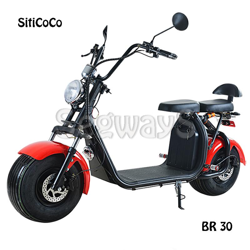 Электроскутер Siti CoCo Br19
