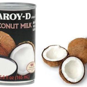 """Кокосовое молоко """"""""AROY-D"""" 400мл ж/б К24.         Кокосовое молоко """"""""AROY-D"""" 400мл ж/б К24 泰国椰浆400毫升"""
