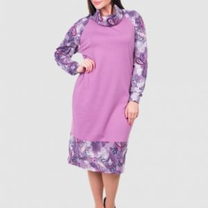 Платье Полина оптом по низкой цене. Материал: милано, состав: 65% ПЭ, 30% хлопок, 5% лайкра. Цена производителя. Все в наличии на складе. Широкий выбор, спеши купить! Фабрика Надежда.