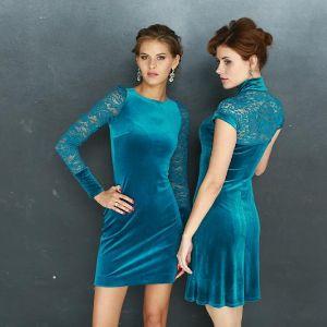 """Бархатные платья """"Майя"""" и """"Вояж"""". Огромная коллекция моделей и цветовых решений платьев- размеры 42-54р"""