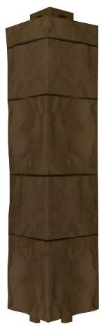 Оконно-угловая планка Canadaridge цвет коричневый 431010 коричневый