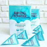 Набор скрабов для очищения кожи лица с пищевой содой Etude House Baking Powder Crunch Pore Scrub 012019