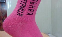 Производим носочные изделия по эскизам заказчика
