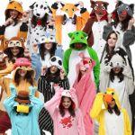 Пижамы Кигуруми для взрослых и детей