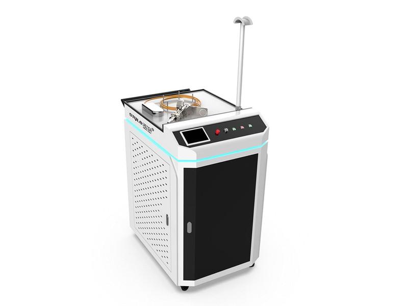 Ручной лазерный сварочный аппарат STJ-1000W