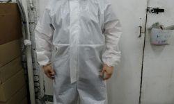 Медицинская одежда из нетканых материалов