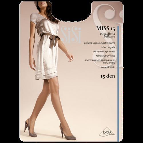 Колготки SiSi Miss 15Den