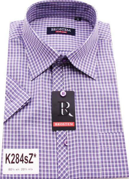 Мужские рубашки Brostem. У нас вы можете приобрести мужские рубашки Brostem оптом. Мужские короткий и длинный рукав. Детские короткий, длинный рукав, праздничные, полоска, клетка, однотонка. Спешите!!