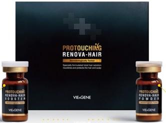 PROTOUCHING Renova Hair Set Пудра 200mg X 10шт / Бустер 5ml x 10шт / 1 КОРОБКА