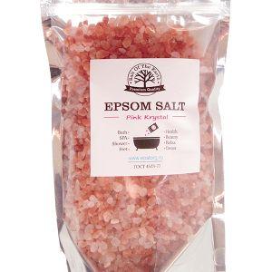 Розовая Гималаяская соль оптом для тела и принятия ванн