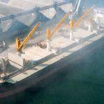 Продажа судна с пшеницей 55000 тн