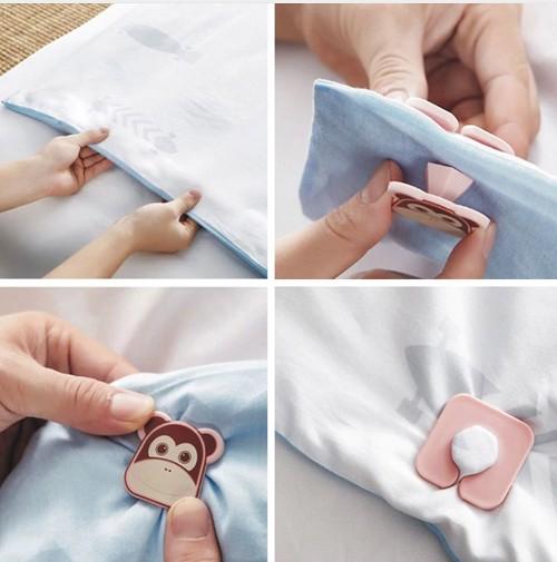 Набор фиксаторов для одеял (4 шт)
