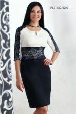 Платье PL1-922-02.01 р.р. 44-50