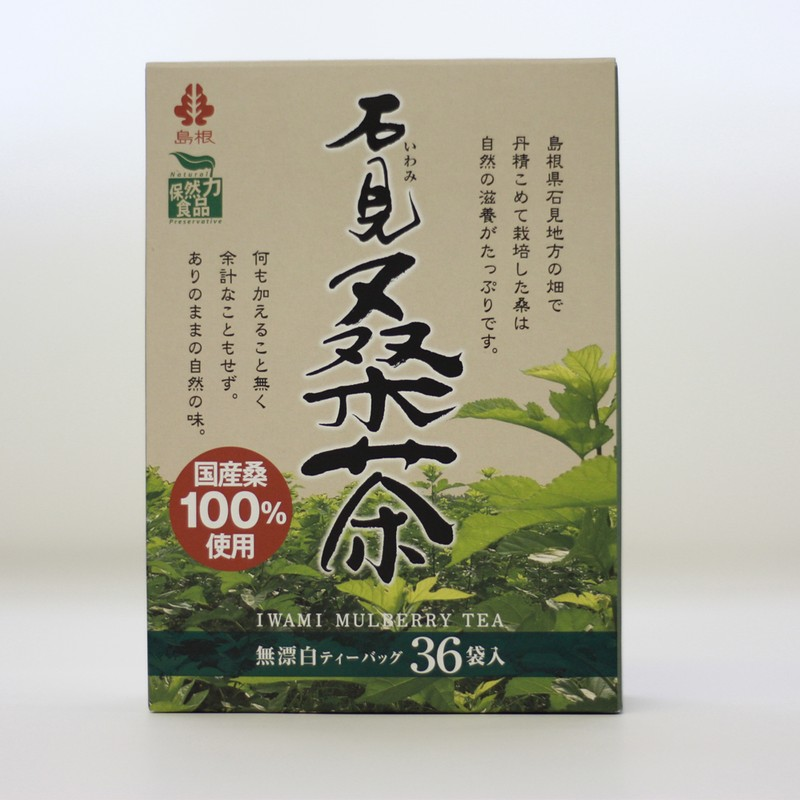 Чай листьев шелковицы