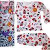 Детские Пижамы, сорочки, халаты оптом.Распродажа летнего ассортимента