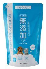 Шампунь ополаскиватель для животных с цветочным ароматом (для повторного наполнения), 430 мл Артикул IRIS OHYAMA TMS-430 TMS-430
