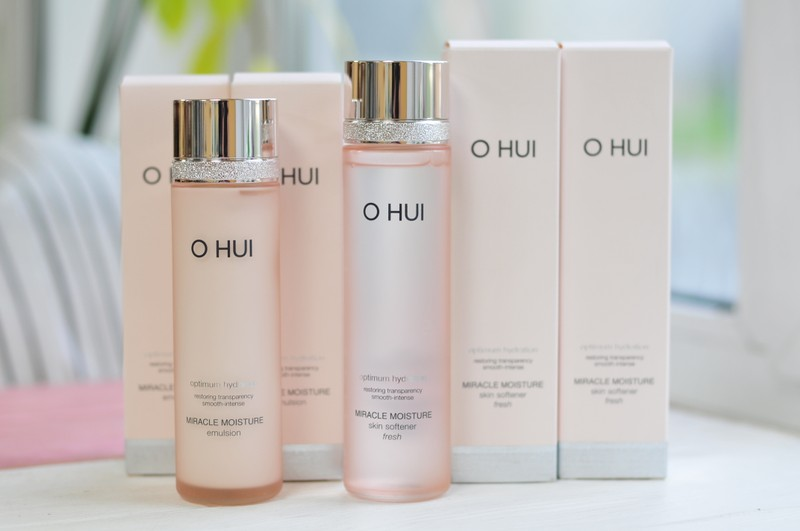 LUXURY BRAND - O HUI . Корейский косметика объединяющая в себе натуральные компоненты и инновационные  компоненты.