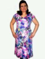 Платья трикотажные оптом