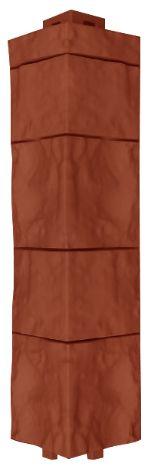 Оконно-угловая планка Canadaridge цвет терракот 431010 терракот
