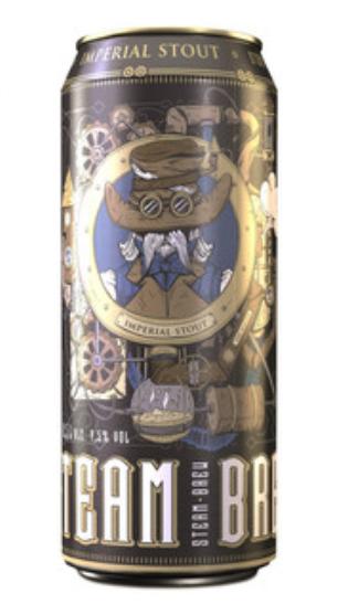 Пиво темное Steam Brew Imperial Stout 0.5 л Тип пиво Цвет темное Крафтовое да Сорт стаут Способ обработки пастеризованное, фильтрованное Сырье ячменное Метод брожения верховое Крепость 7.5 % об. Страна производства Германия Объем 0.5 л Упаковка металлическая банка Дегустационные характеристики янтарного цвета с белой пенной шапкой; обладает гармоничным, сильным ароматом, сотканным из нот грейпфрута, манго, хмеля и карамели; вкус пива плотный, сбалансированный, с оттенками солода, карамели и цитрусовых. Послевкусие долгое с приятной горчинкой