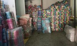 Полотенца махровые, бамбук, вафельные, домашний текстиль