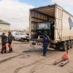 •Отправка транспортными  компаниями из Ульяновска, Москвы и через другие города , более выгодные по цене и оптимальные по срокам . •Контейнерная отгрузка – грамотная погрузка  с высокой плотностью укладки товара. •Самовывоз – офис и склад в одном месте, квалифицированная помощь в приемке и погрузке товара, бесплатная охраняемая стоянка и столовая.
