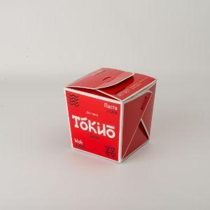 Коробка для горячего (не промокает)