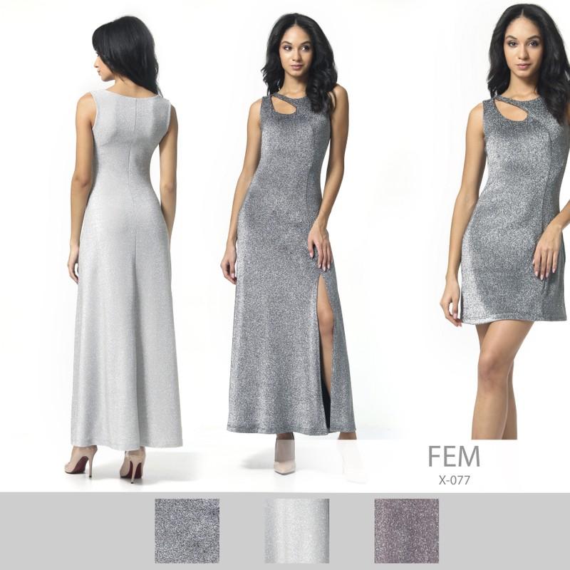 Платье FEM