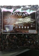 Кофе натуральный в зернах Арарат голд 0,5кг
