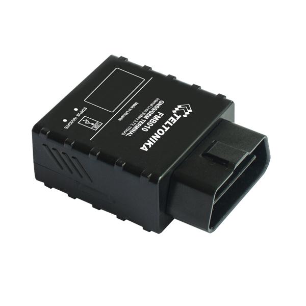 FMB010 — это легко монтируемый терминал для отслеживания транспортного средства в режиме реального времени с поддержкой GNSS, GSM и Bluetooth связи, который может собирать координаты и другие полезные данные и передавать их через сеть GSM на сервер. Это устройство идеально подходит для приложений, использующих данные о местонахождении удаленных объектов и может применяться в: управлении автопарком, компаниях по аренде автомобилей, службах такси, а также в личных автомобилях и т. д. Особенности •Bluetooth. Встроенный интерфейс Bluetooth обеспечивает беспроводное подключение гарнитуры и других Bluetooth датчиков. Звоните своим рабочим, используя Bluetooth гарнитуру. Больше никаких несанкционированных звонков! Будьте уверены, ваши рабочие в безопасности, используя беспроводную гарнитуру вместо телефона. •Считывание данных и настройка трекера по беспроводной связи Bluetooth. Нет необходимости в неудобной конфигурации через SMS или поиске трекера в труднодоступных местах для подключения USB-кабеля. Одно нажатие — и ваше устройство подключено к конфигуратору через Bluetooth. •Карта Micro SD. Поддержка карты microSD объёмом до 32 GB предотвратит потерю данныx. В зонах, где отсутствует GSM связь, FMB010 сохранит данные на Micro SD карту. •Улучшенная противоугонная система. Предотвратите кражу вашего автомобиля с улучшенной противоугонной системой. Совместите Auto Geofencing с новой функцией Towing Detection. •Обнаружение столкновений «Crash detection». Обеспечьте безопасность ваших рабочих с помощью функции «Crash detection». Получите уведомления сразу после происшествия, спасите жизнь рабочего!  Краткие характеристики: GSM•Поддержка четырех диапазонов 900/1800 МГц; 850/1900 МГц •GPRS класс 12 (до 240 кбит / с) •SMS (текст / данные) Bluetooth•Bluetooth спецификация V3.0 •Приемопередатчик Bluetooth полностью совместим с Bluetooth спецификацией V3.0 для внешних периферийных устройств: oГолосовые вызовы через Bluetooth oКонфигурация через Bluetooth oСенсоры Bluetooth GNSS•Нали