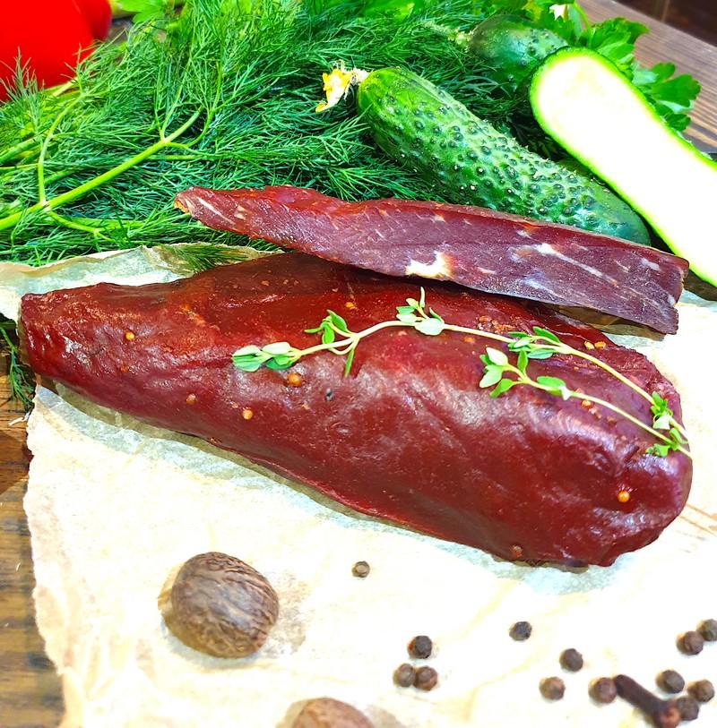 Мясо из говядины