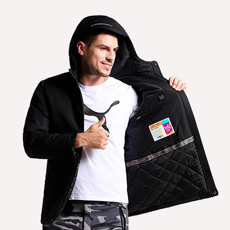 Куртка Cewear Optima черная
