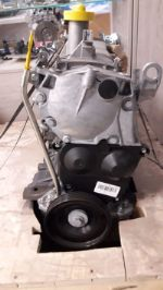 Двигатель Рено К7М710