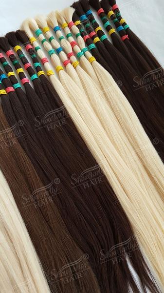 волосы в срезах. 100% натуральные волосы, реми, без силикона, отправка прямо из нашей фабрики, у нас высококачественная продукция и конкуретоспособтная цена! Мой whatsapp/viber: