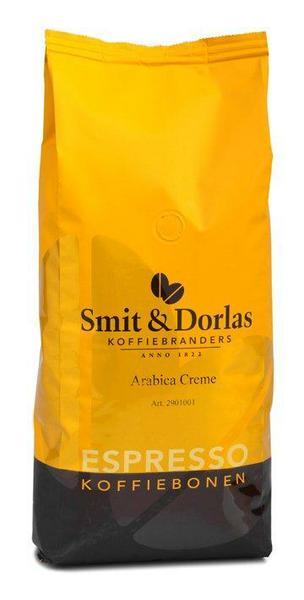 Arabica Creme. ХИТ! Самый популярный кофе из ассортимента Smit&Dorlas в северо-европейских странах!