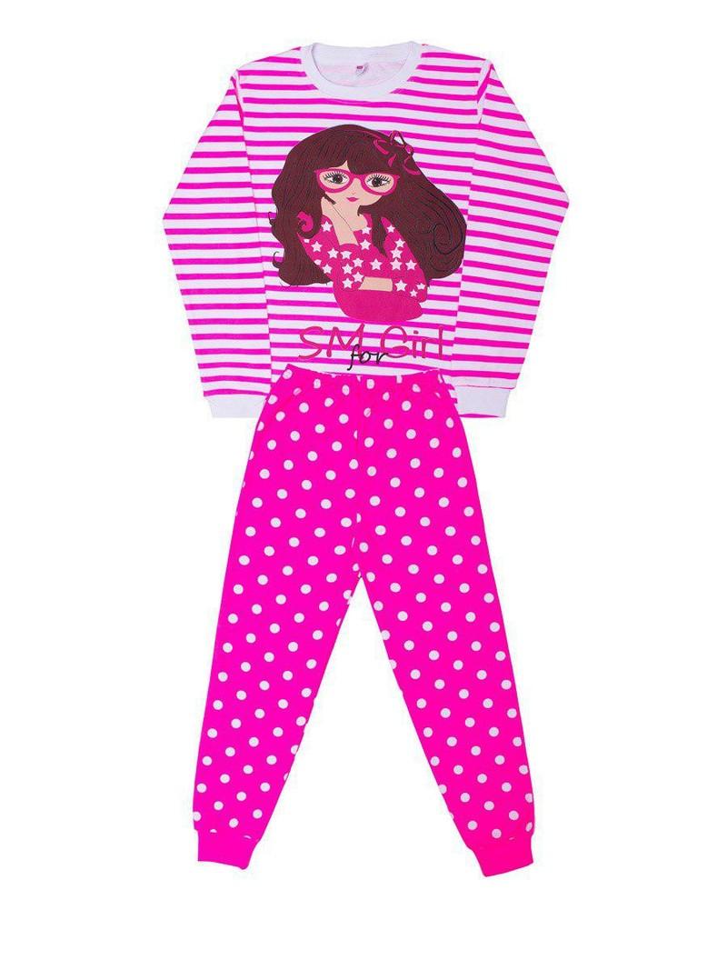 Пижамы для девочек с яркими рисунками Сшиты из мягкой и гладкой ткани ,интерлок 100% хопок Цена 280 руб Возраст от 9 до 12 лет