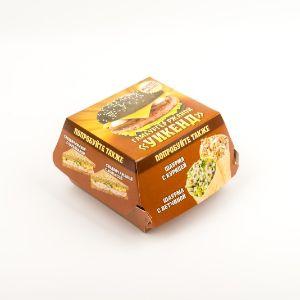 Коробочка для гамбургера